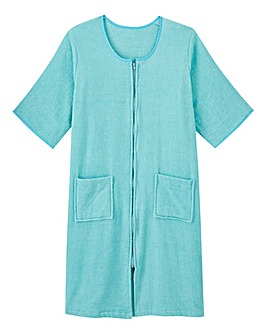 PRESS Pretty Secrets Towelling Gown L42