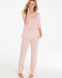 Pretty Secrets Jersey Marl Lounge Set