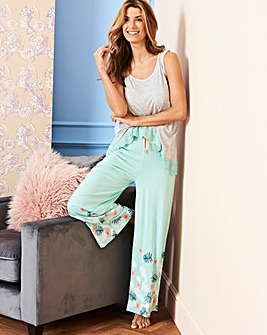 Pretty Secrets Floral Pyjama Set
