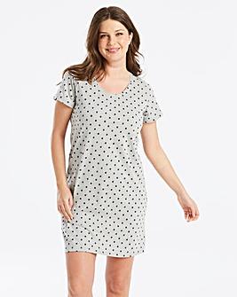 cb00bd6b4a Cotton Rich Super Value Nightdress 36in