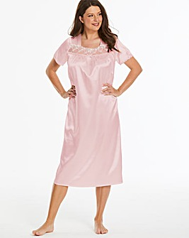 Pretty Secrets Satin Nightdress