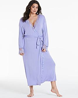 db7d15692e Pretty Secrets Ella Lace Long Robe