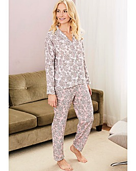 Pretty Secrets Luxury Printed Pyjama Set