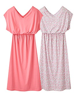 Pretty Secrets 2pk Kaftans 50in