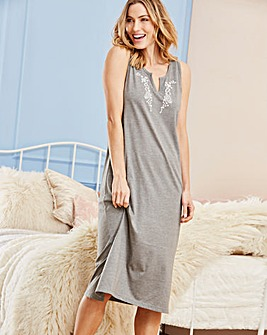 Pretty Secrets Embroidered Nightdress