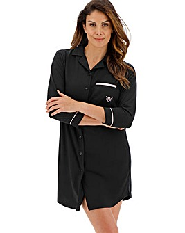 Pretty Lounge The Nightshirt Black