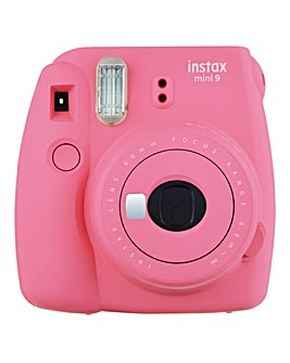 Fujifilm Instax Mini 9 Instant Camera - Inc 10 Shots