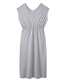 Pretty Secrets Grey Kaftan