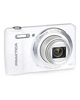 PRAKTICA Luxmedia Z212 White Camera Kit