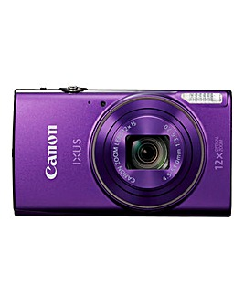Canon IXUS 285 HS Camera Purple