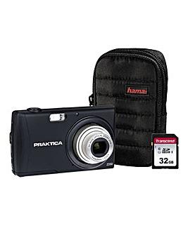PRAKTICA Luxmedia Z250 Black Camera Kit