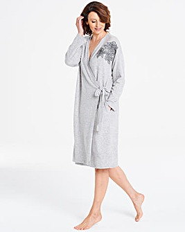 Joanna Hope Cashmere Blend Gown 42