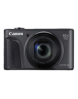 Canon PowerShot SX730 HS Camera Black