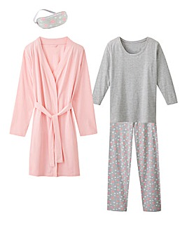 Pretty Secrets Christmas Pyjama Bundle