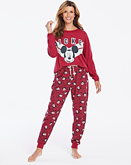 Mickey Mouse Motif Lounge Set
