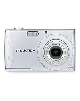 PRAKTICA Luxmedia Z250 Camera Silver
