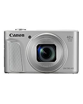 Canon PowerShot SX730 HS Camera Silver