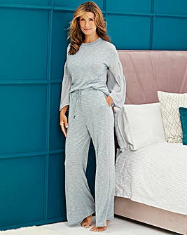 Pretty Secrets Wide Leg Loungewear Pant