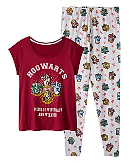 Harry Potter Hogwarts Legging Set
