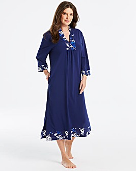 Pretty Secrets Long Sleeve Kaftan