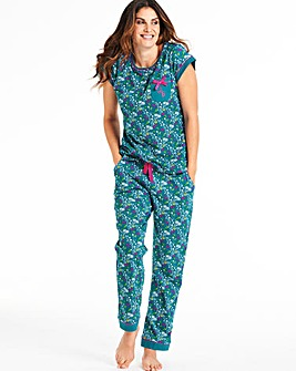 Joe Browns Hare Print PJ Set