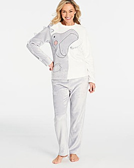 Pretty Secrets Dino Pyjama Set