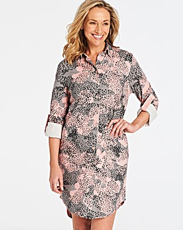 Fever Animal Print Nightshirt