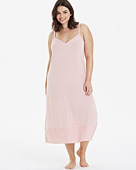 Pretty Secrets Georgette Trim Nightdress