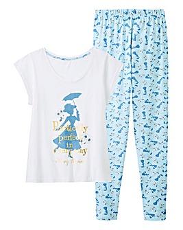 Disney Mary Poppins Legging Set