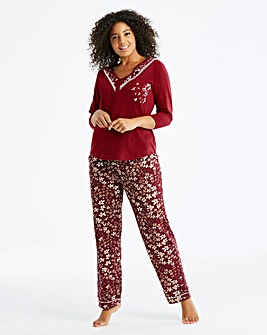 Joe Browns Printed PJ Bottoms