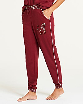 Joe Browns Embroidered Lounge Jogger