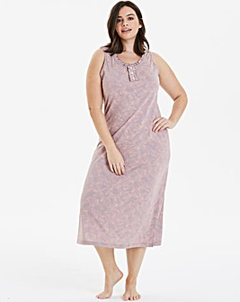 Pretty Secrets Maxi Nightie L48