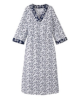 Pretty Secrets Cotton Maxi Nightdress