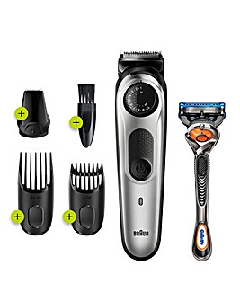 Braun Beard Trimmer and Hair Clipper BT5260 with Precision Dial