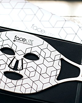 Rio faceLITE beauty boosting LED mask