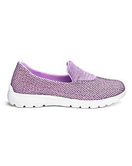 Slip On Leisure Shoes EEEEE Fit