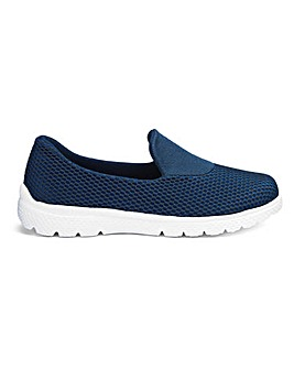 Slip On Leisure Shoes EEEEE Fit