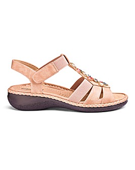 Cushion Walk Sandals E Fit
