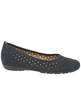 Gabor Ruffle Womens Casual Shoes