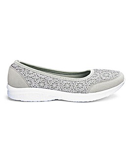Ballerina Leisure Shoes E Fit
