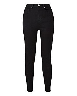 Petite Chloe High Waist Skinny Jeans
