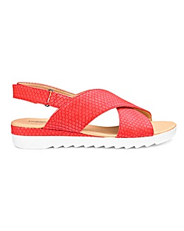 cfd782fcb462 Women s Wide Fitting Sandals Perfect For Summer
