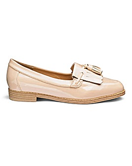 Fringe And Tassel Loafers EEE Fit