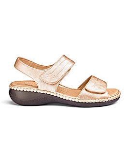 85ff21bb7b Women's Wide Fitting Sandals Perfect For Summer | J D Williams