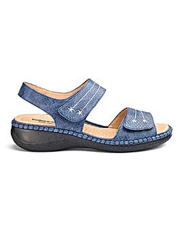 89bb9d8655ce Cushion Walk Sandals E Fit