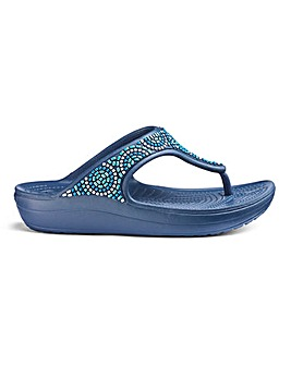 Crocs Toe Post Sandals
