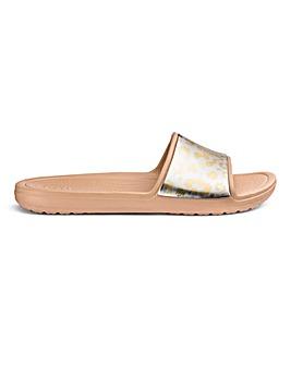 Crocs Sloane Slide Mule Sandals