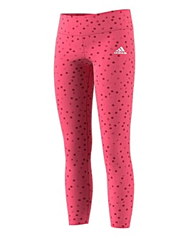 adidas Younger Girls Graphic Legging