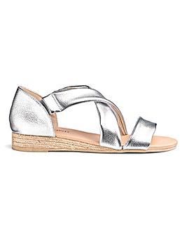 Strappy Sandals E Fit