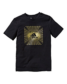 adidas Younger Boys Graphic T-Shirt